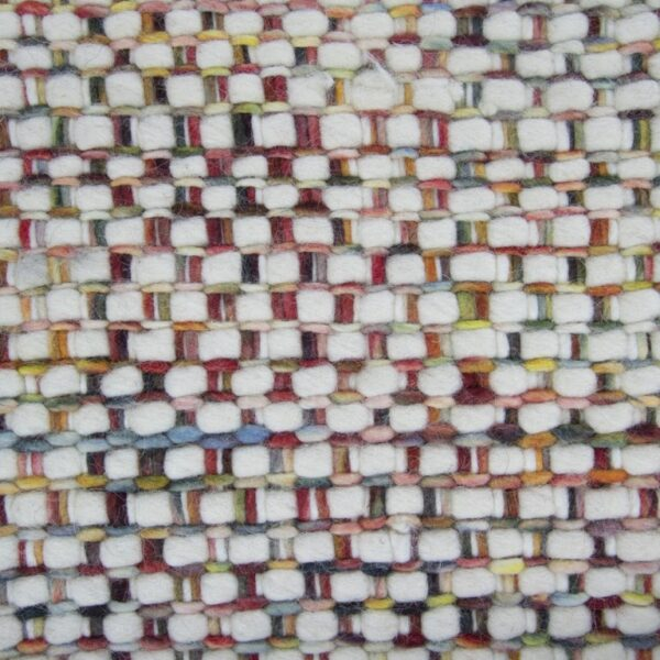 Atelier 29 tapijten Sunshine rood multi