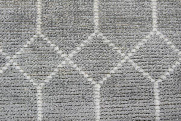 Atelier 29 tapijten Laatz grijs