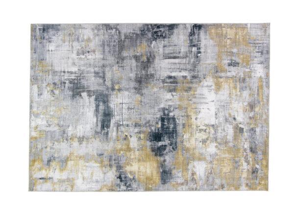Atelier 29 tapijten Tornado Mosterd